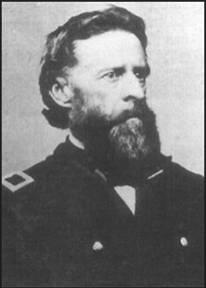 undated photo of Cooke, believed to have been taken around the time of the Mexican War, but most likely a few years before the Civil War broke out