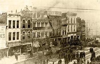The Bowen-Merrill Fire, 1890.