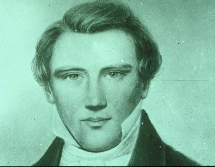 Early portrait of Joseph Smith Jr.