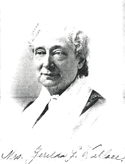 Zerelda Wallace (August 6, 1817 – March 19, 1901)