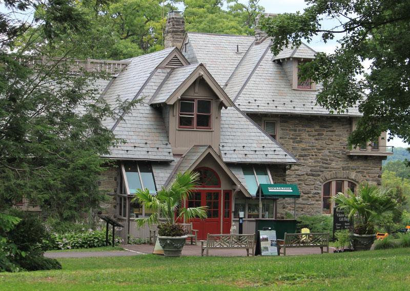 Widener Visitor Center