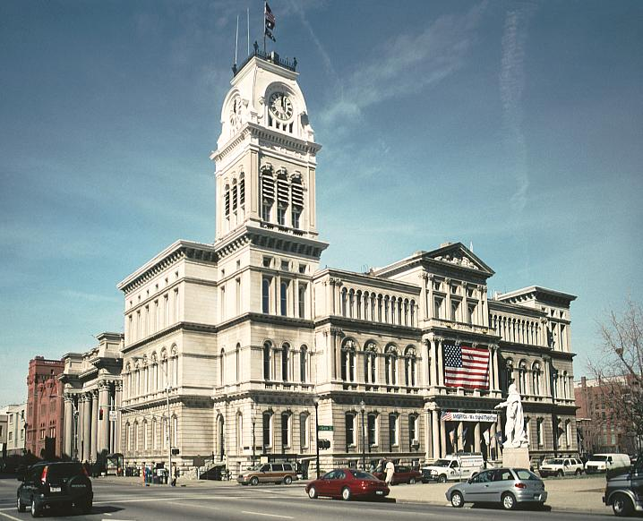 Another view of City Hall