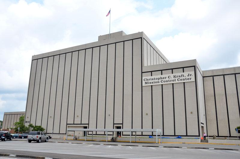 Christopher Kraft Jr. Mission Control Center