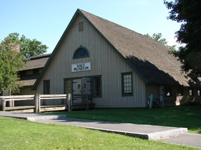 The Salt Museum was founded in 1933.