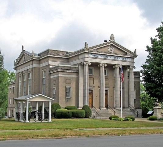 The Oneida County Historical Society