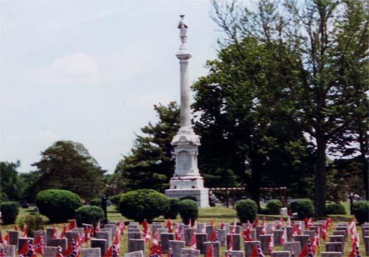 Stonewall Confederate Cemetery
