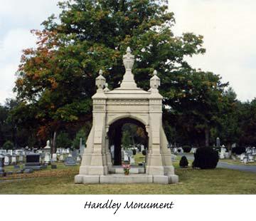 Handley Monument