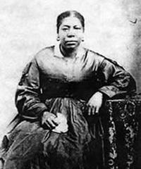 undated photo of Jane Manning James