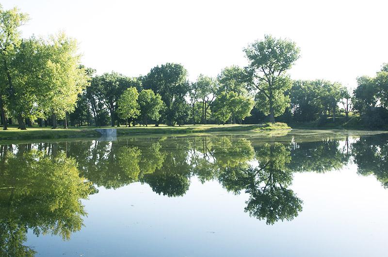 Victoria Springs SRA lake