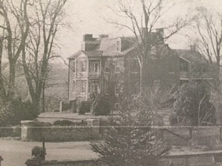 Photo of the Hammond Mansion, Built in 1838