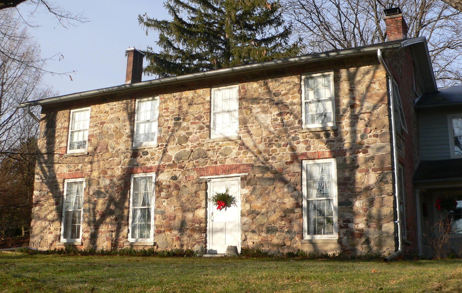 The Antoinette Blackwell Childhood Home