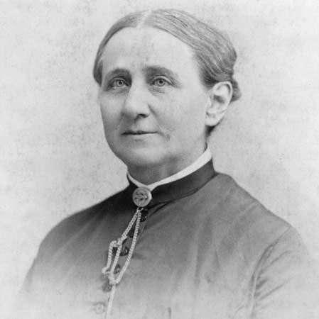Portrait of Antoinette Blackwell