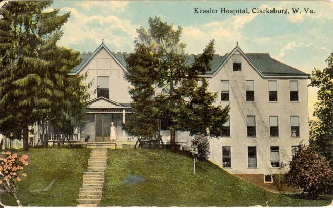 Kessler Hospital in Clarksburg, WV