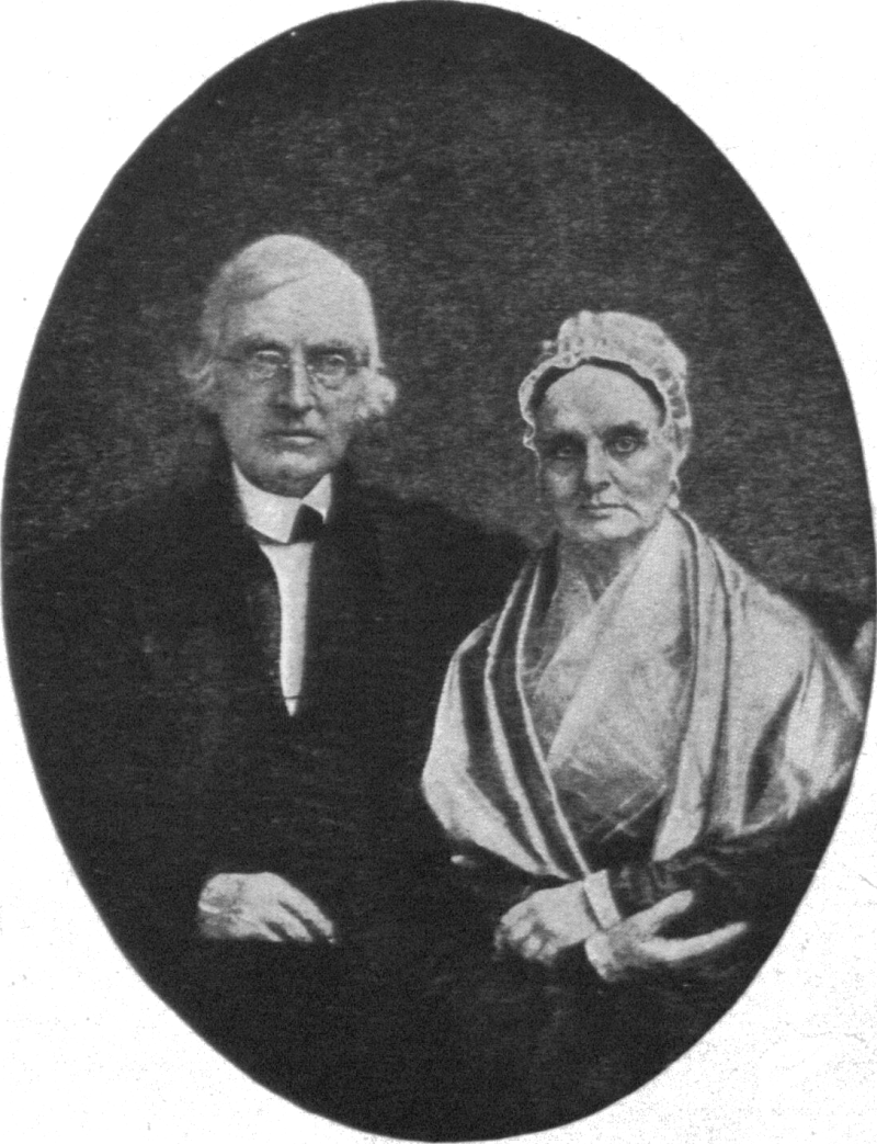 James Mott chaired the 1848 Seneca Falls Convention that was organized by his wife Lucretia Mott and Elizabeth Cady Stanton.