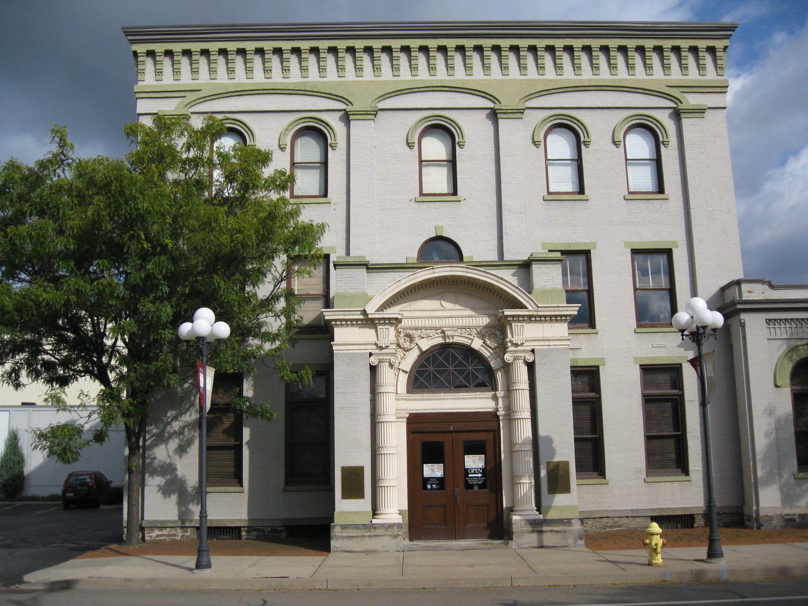 The Chemung Valley History Museum