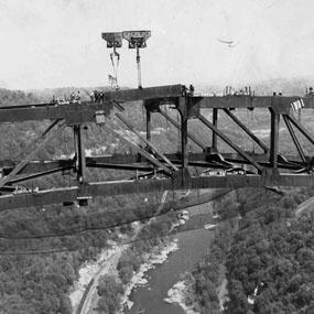 Bridge Construction (1970s)