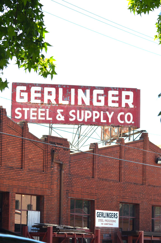 Gerlinger Steel & Supply Company in Redding, CA