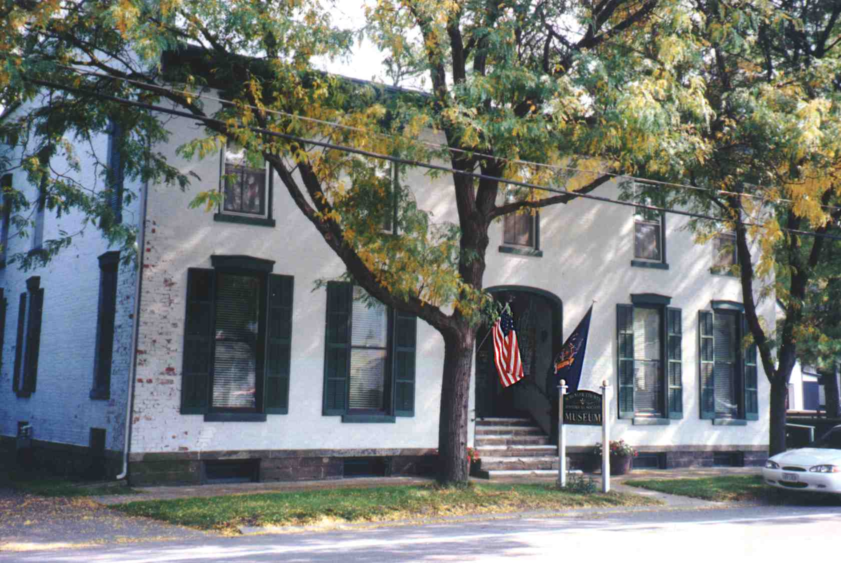 The Schuyler County Historical Society