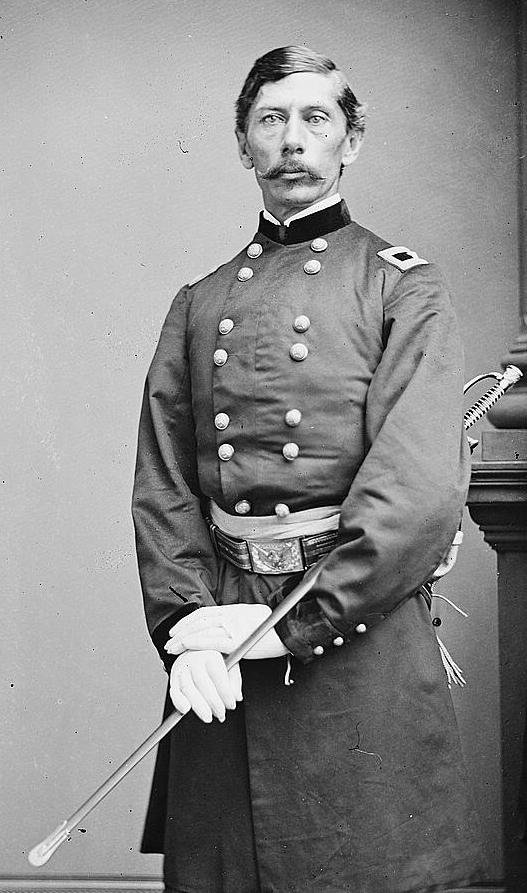 Brigadier General Henry M. Judah