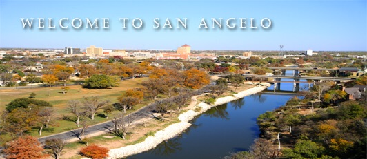 San Angelo present day