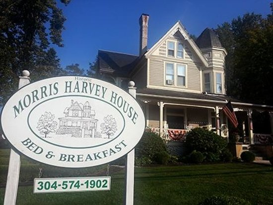 The Historic Morris Harvey has been placed on the Register of Historic Places