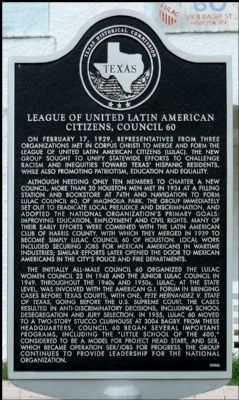 LULAC marker