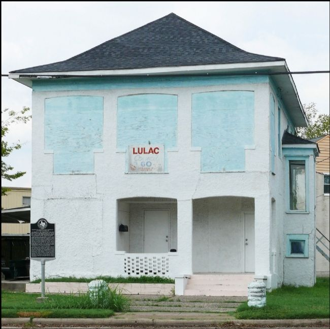LULAC Council 60 meeting hall
