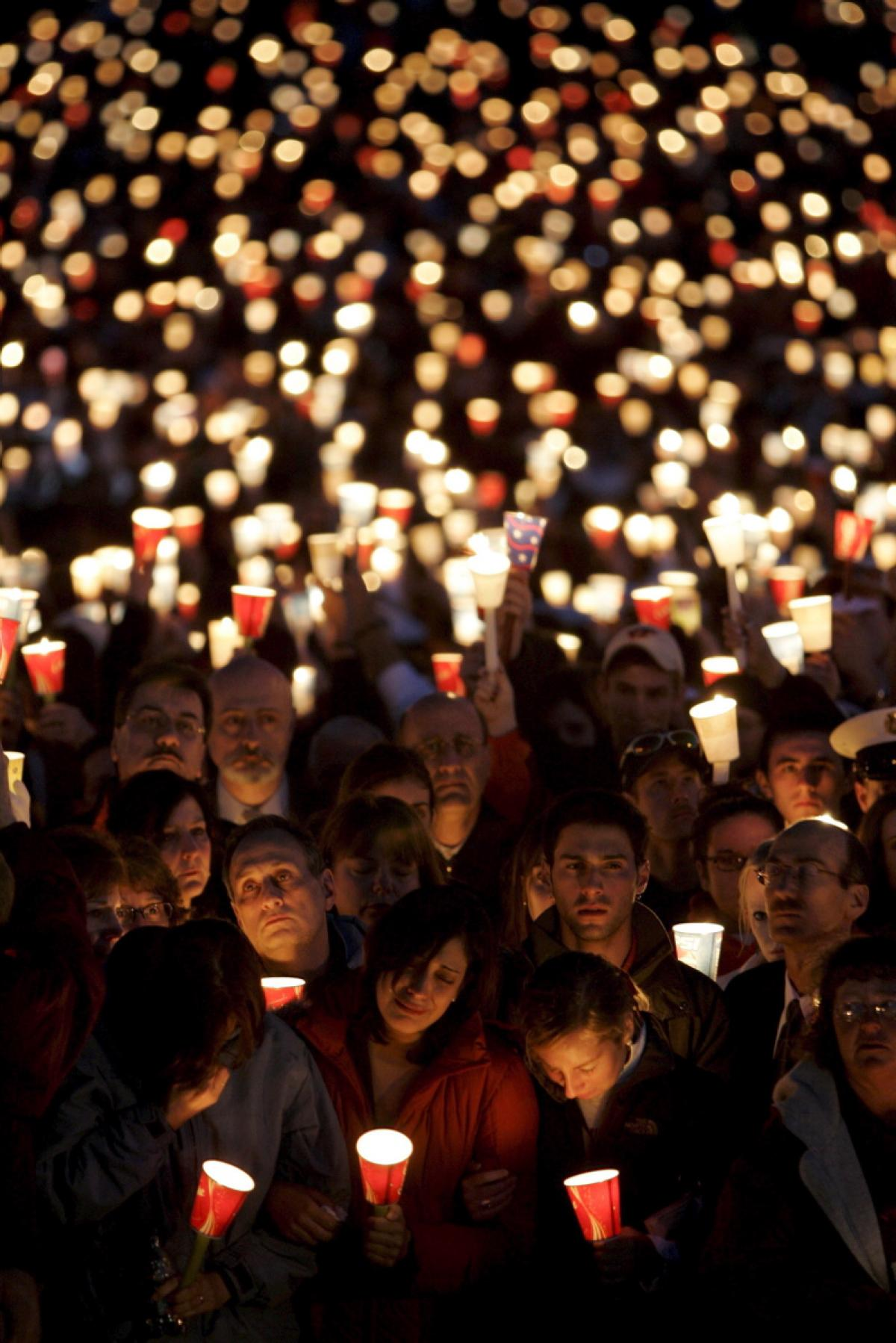 Candlelight Vigil Held April 17