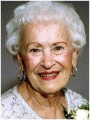 Hilda Marcin, age 79, was the oldest passenger on the plane. She loved to cook and entertain.