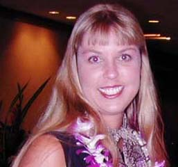 Christine Snyder, age 32, devoted her life to the beautification of Hawaii. She had just married her husband three months before the crash that robbed her of her life.