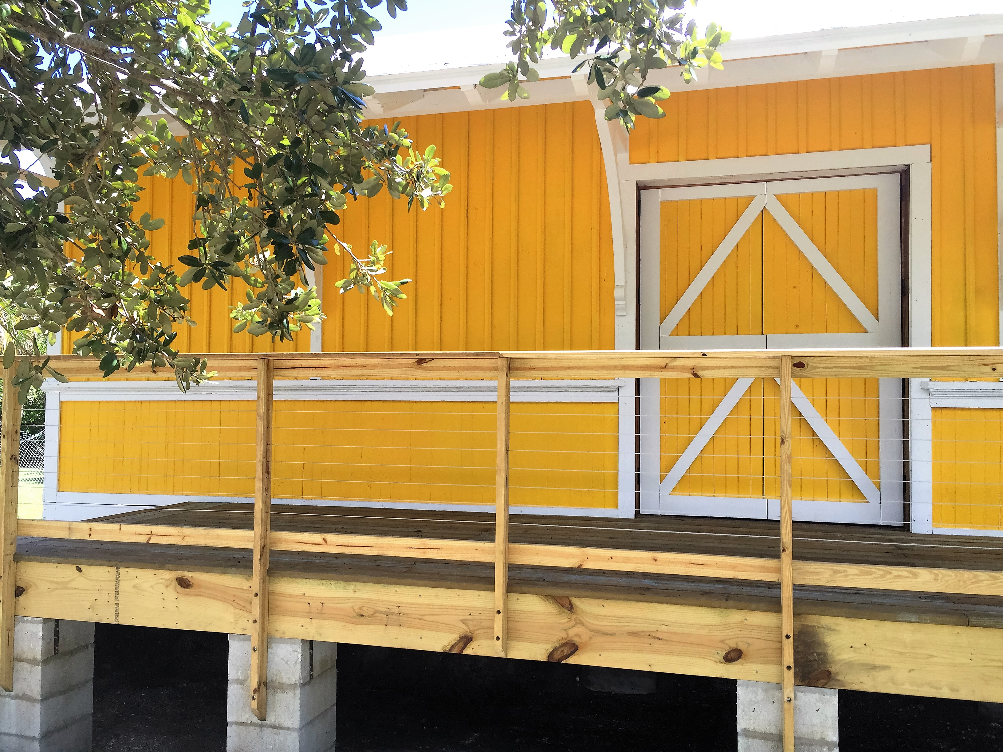 The 22-feet-by-53-feet depot was a stopping point during the early days of the railroad. While the railroad operated for about two decades, it was located on the west side of Alternate A1A, just south of Center Street, across from Bell's Mobile Home Park.