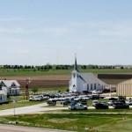 Nebraska Prairie Museum grounds