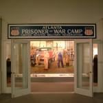 Museum POW entrance