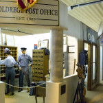 Town Square Post Office Exhibit