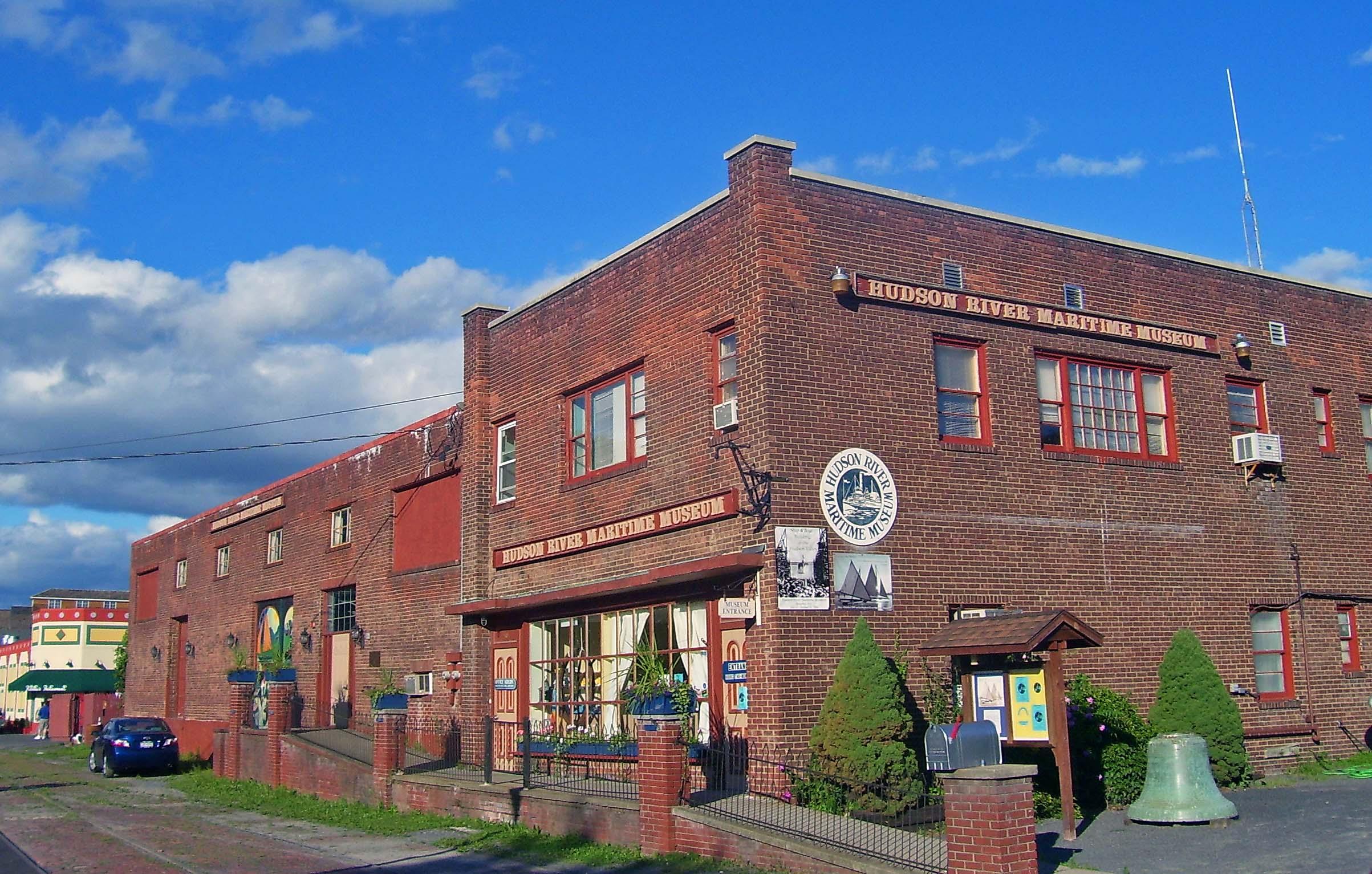 The Hudson River Maritime Museum