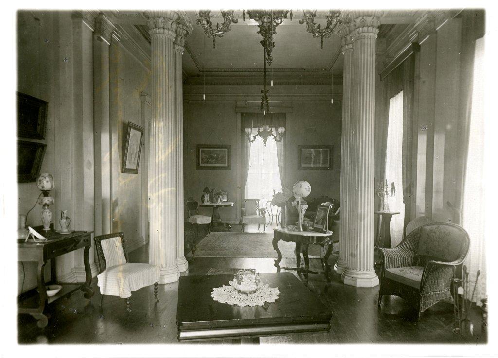 Interior Photograph, cir. 1920s (HMI Collection)