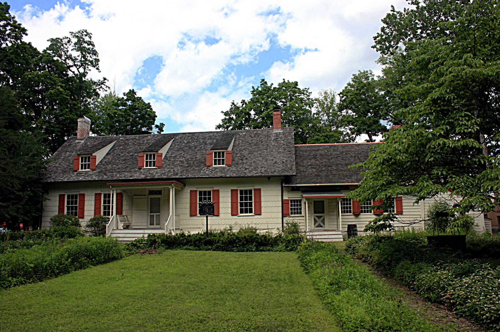 The Madam Brett Homestead
