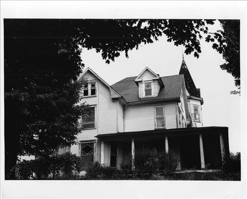 The Hutton House in 1975