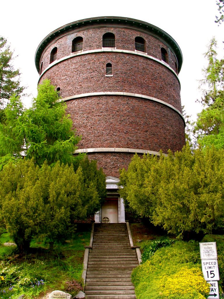 Volunteer Park Watertower