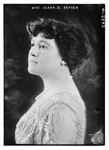 Clara Driscoll circa 1913