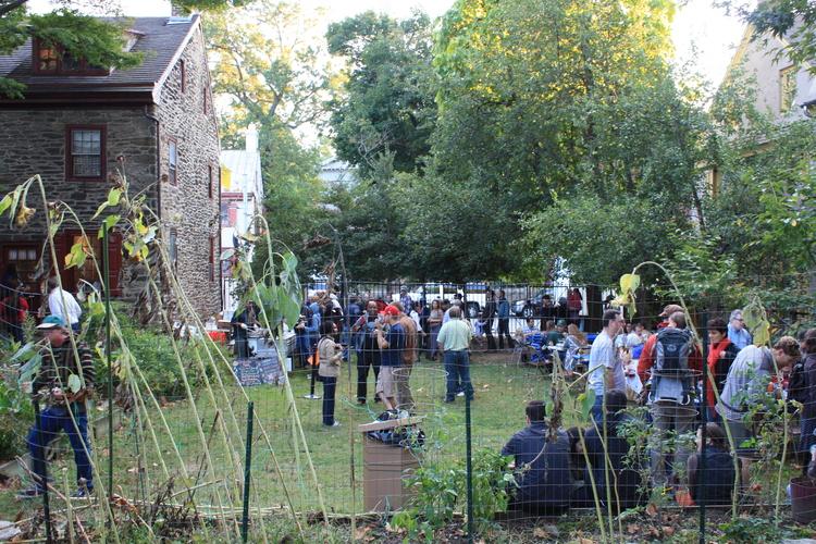 Oktberfest at Grumblethorpe from Philalandmarks.org