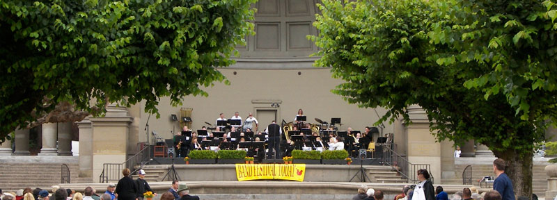 The Golden Gate Park Band Festival, held annually each June