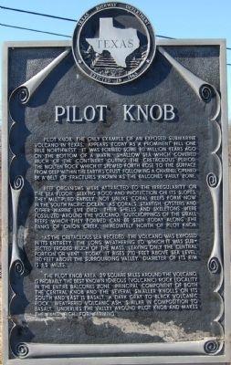 Pilot Knob Marker