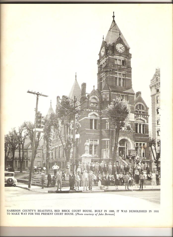 https://www.facebook.com/media/set/?set=o.553348398056027&type=1. 1888. Red brick. It was demolished in 1931 to make way for the present-day court house.