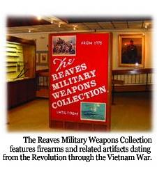 Reaves Military Weapons Collections