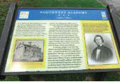 """Civil War Trails"" commemorative plaque"