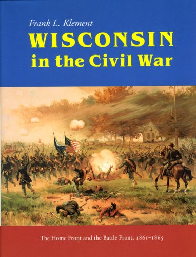 Learn more about the Civil War in Wisconsin with this book from the Wisconsin Historical Society Press