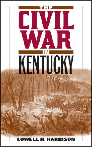 Want to learn more about the Civil War in Kentucky? This book from the University of Kentucky Press offers a concise summary-click the link below for more information.