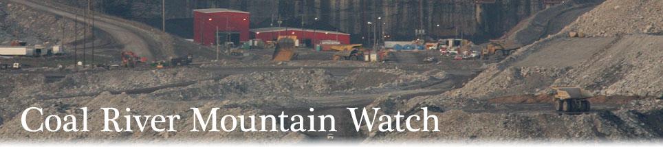 CRMW coal mine picture.