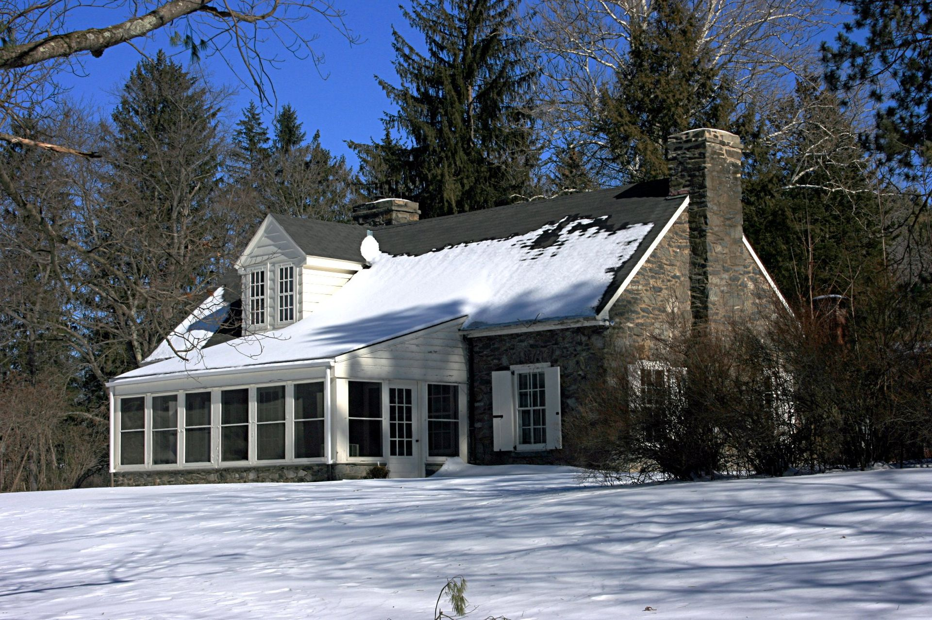The Eleanor Roosevelt National Historic Site